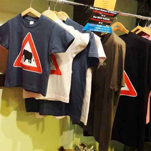 T-shirts enfants et adultes