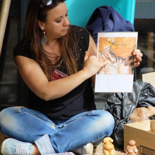 Atelier d'art pariétal scolaires et périscolaires