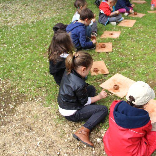Atelier des artistes scolaires et périscolaires