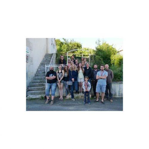 Equipe de la Campagne de fouille édition 2017