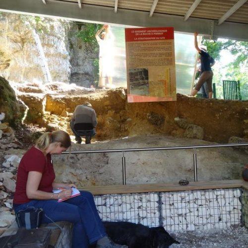 Gisement archéologique de la roche à Pierrot