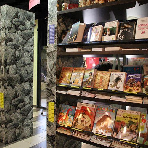 Livres de la boutique du Paléosite