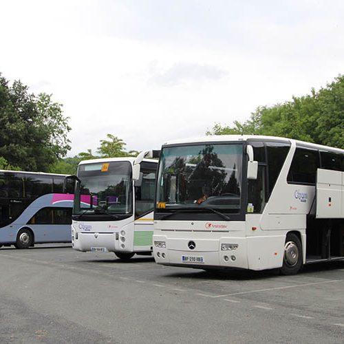 Le parking bus