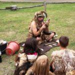 Atelier Vis ma vie de Néandertal