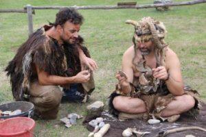 Vis ma vie de néandertalien