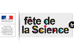 Logo de la Fête de la Science